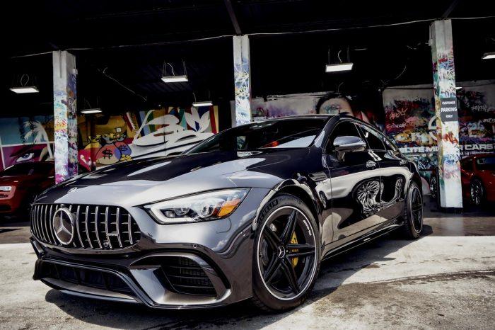 Mercedes GT 63S