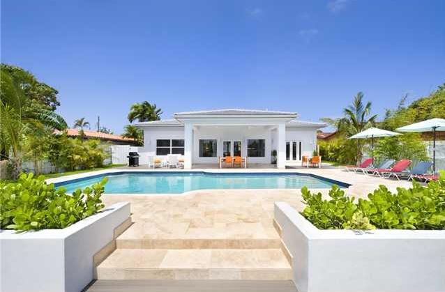 Villa Barbara – Miami Beach Luxury Rental
