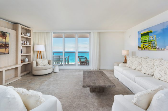 Oceanview 2 Bedroom Suite