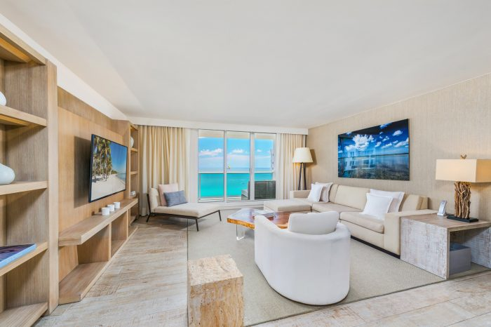 Oceanview Residence at 1 Hotel & Homes